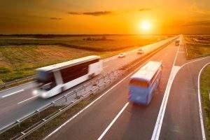 autobusu ar mikroautobusu nuoma